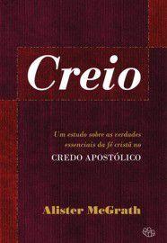 Creio / Alister McGrath