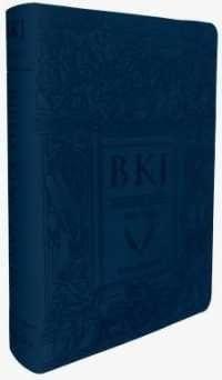 Bíblia King James Fiel - 1611: Letra Ultra Gigante - Azul