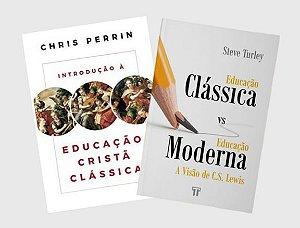 Kit Educação Cristã Clássica / Editora Trinitas