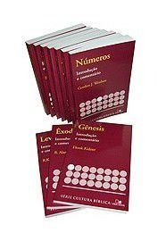 Coleção introdução e comentário Antigo Testamento - 25 livros
