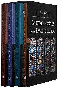 Box: Meditações nos Evangelhos / J. C. Ryle