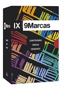 Box Série 9Marcas: construindo igrejas saudáveis