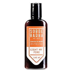 Shampoo para Barba Sobrebarba Light My Fire