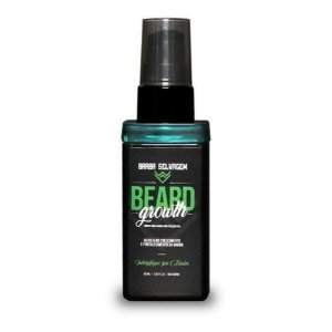 Minoxidil Beard Growth Barba Selvagem