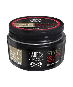Cera modeladora Style Sculpe Wax 5 Barber Jack