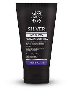 Máscara Matizadora Silver Barber Jack