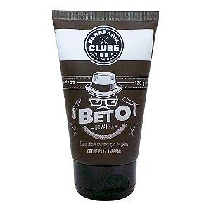 Creme Para Barbear Barbearia Clube Beto Navalha