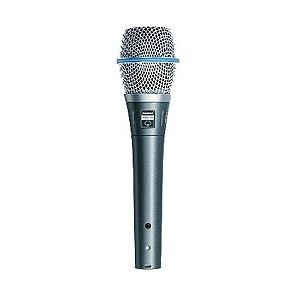 Microfone Mão Shure Beta 87 A