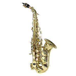 Sax Soprano Curvo Eagle