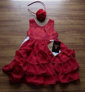 Vestido Infantil Plinc Ploc