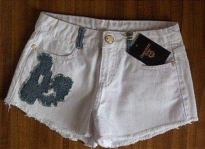 Shorts Teen Gabriela Aquarela