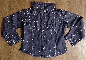Camisa Infantil Parizi