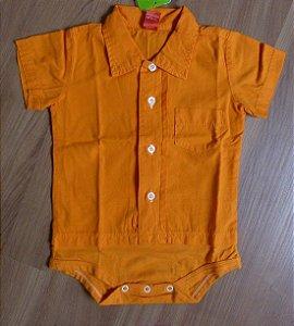 Camisa Bebê Tricoline