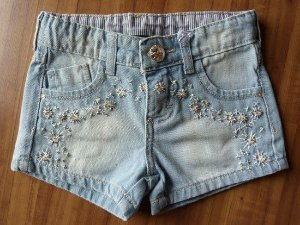 Shorts Jeans Infantil
