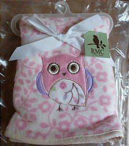 Cobertor Microfibra Bebê
