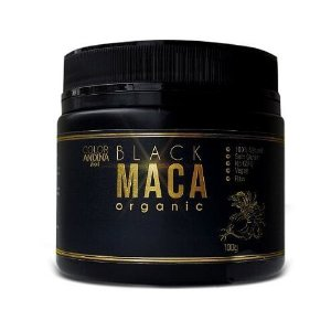 Black Maca Organic 100g - Color Andina