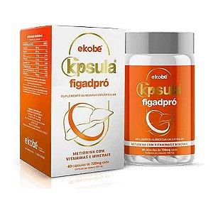 K'psula FigadPró 60 cáps - saúde do fígado