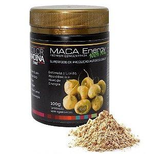 Maca Energy Andina (Amarela) 100g - Color Andina