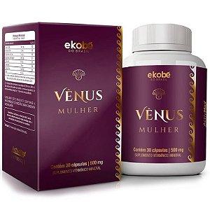 Vênus Mulher 30 cáps - Libido Feminino - Estimulante Sexual