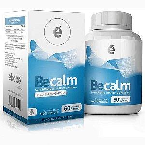 Be Calm 60 cáps - Ação Calmante