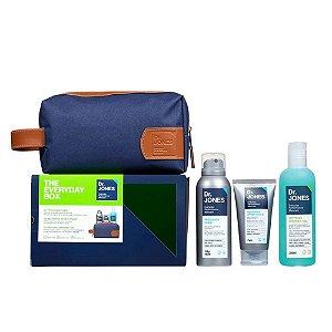 The Everyday Box - Kit de Rotina Diária para o Barbear