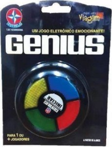 Jogo Genius Para Viagem - Estrela