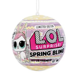 BONECA LOL SURPRISE - SPRING BLING