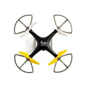 DRONE CONTROLE REMOTO 50M 6MIN CAMERA
