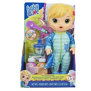 BABY ALIVE APRENDENDO CUIDAR LOIRA E6937