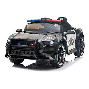 CARRO DE POLICIA ELETRICO