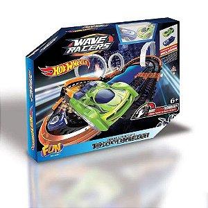Pista HOT Wheels Wave Racers Triple Skyloop Raceway FUN 8599-7