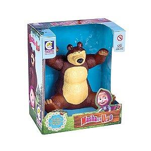 Bonceco Urso Suporte para Celular Masha e o Urso - Cotiplas