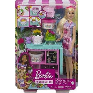 Boneca Barbie Loja De Flores Gtn58 - Mattel