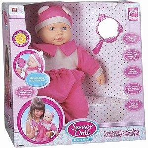 Boneca Sensor Doll Reflexo Magico 5202 - Roma