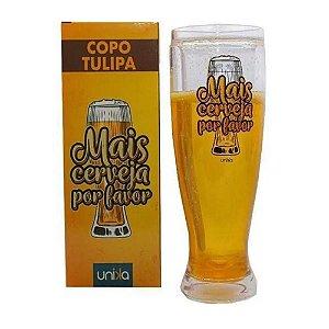 Copo Chopp Tulipa Super Cheia Mais Cerveja