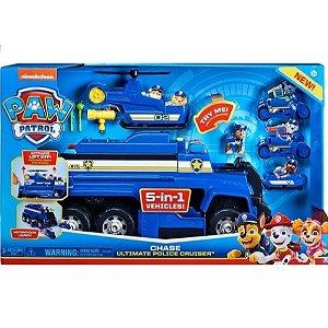 Patrulha Canina Ultimate Police Cruiser - Sunny