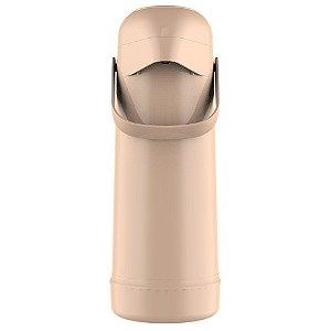 Garrafa Termica 1 Litro Pressao Magic Pump Termolar Cafe Cha