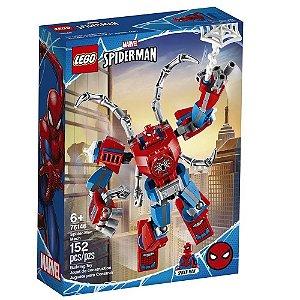 Lego Super Heroes Marvel Robo Spider-man Mech