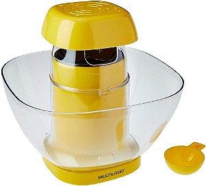 Pipoqueira eletrica Multilaser ar quente amarelo 1200W 127V
