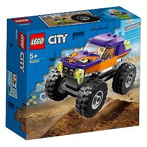 LEGO CITY 60251 - CAMINHAO GIGANTE - MON