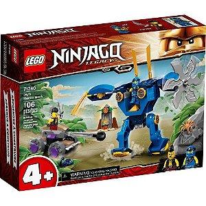 LEGO NINJAGO JAY S ELECTRO MECH