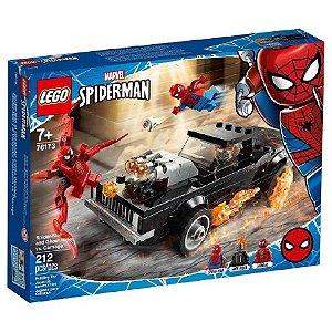 LEGO HOMEM ARANHA E GHOST RIDER VS. CARN