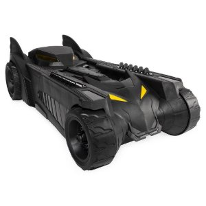 Carro Do Batman Grande Batmovel Crusader