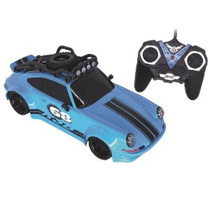Carrinho de Controle Remot Turbo Drive 7 Funcoes