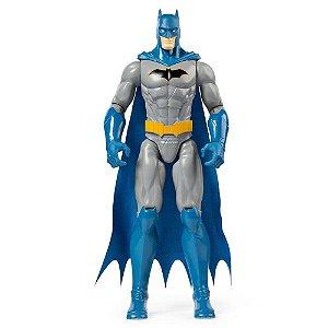 Sunny Boneco Liga da Justica Dc Batman 30cm Articulado