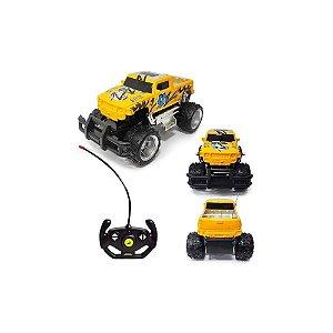 Carro de Controle Remoto Sem Fio - Dm Toys