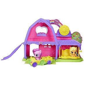 Conjunto My Little Pony Celeiro de Atividades - Hasbro