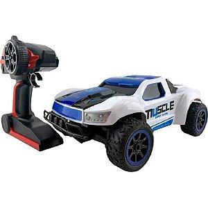 Carro Controle Remoto Super Muscle - CKS 7 FUNCOES