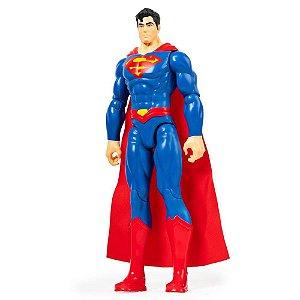 Boneco de Acao Superman dc Comics 1º Edicao Sunny