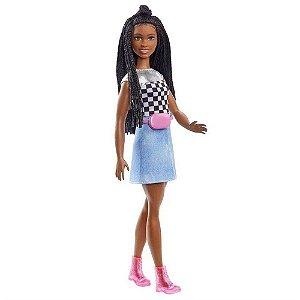 Boneca Barbie Big City Big Dream Barbie Core Brooklyn Mattel